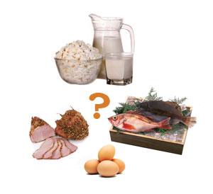 еда животного происхождения