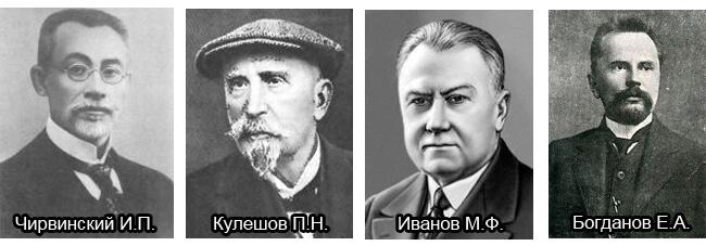 основоположники русской зоотехнии