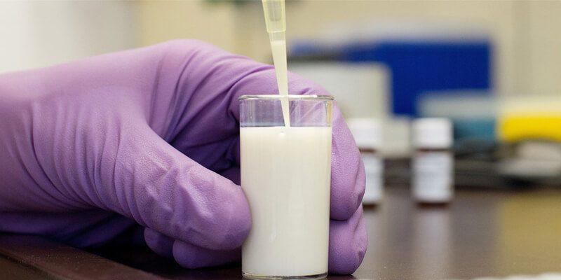 Бактериальная обсемененность молока
